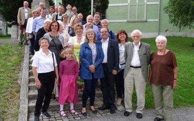 Aflenzer Kirchenführung mit mystagogischen Anklängen August 2019