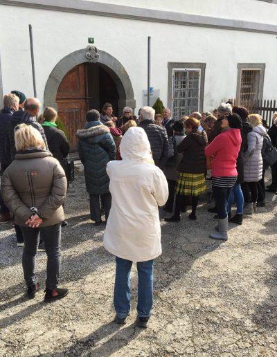 Maria Zifko Fremdenführung Aflenz Propstei