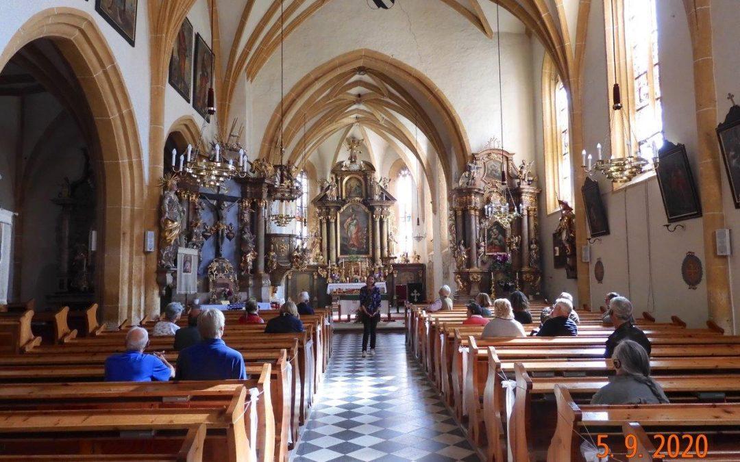 Die lutherische Pfarre Ranten und die Bildpredigt des Pastors Martin ZEILER