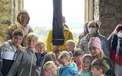 Familien Kirchenführung in Aflenz